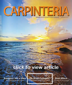 carpinteria magazine feature